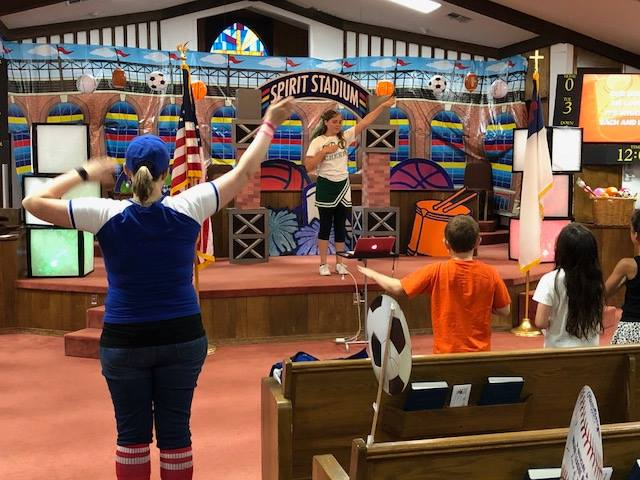 VBS 2018 – Game On!