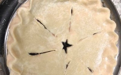 Fairview Cooking Class – Learning to make pie
