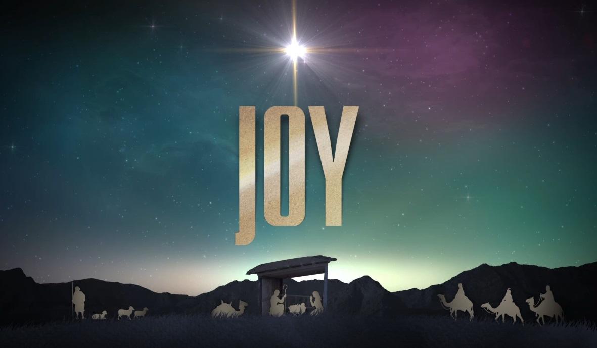 Advent Week 3: Joy