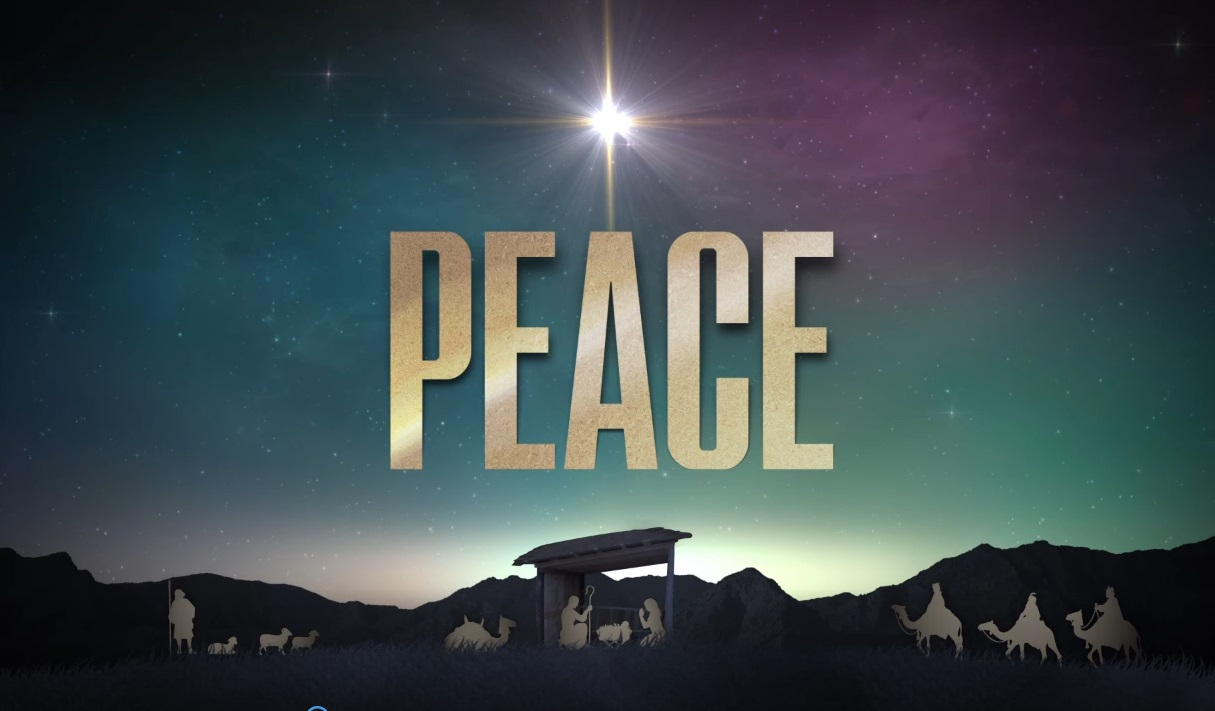 Advent Week 2: Peace