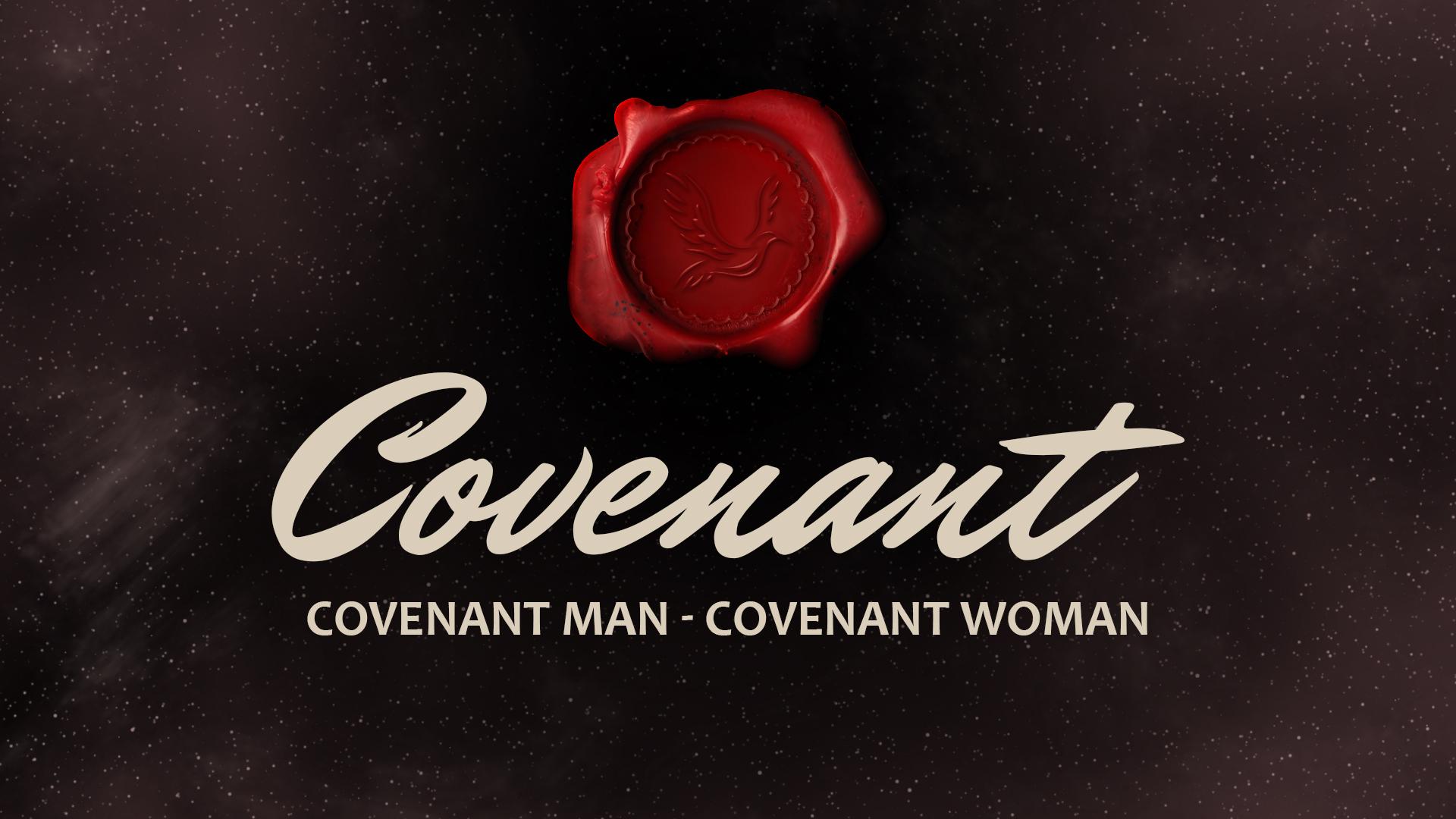 Covenant: Marriage – God's Design