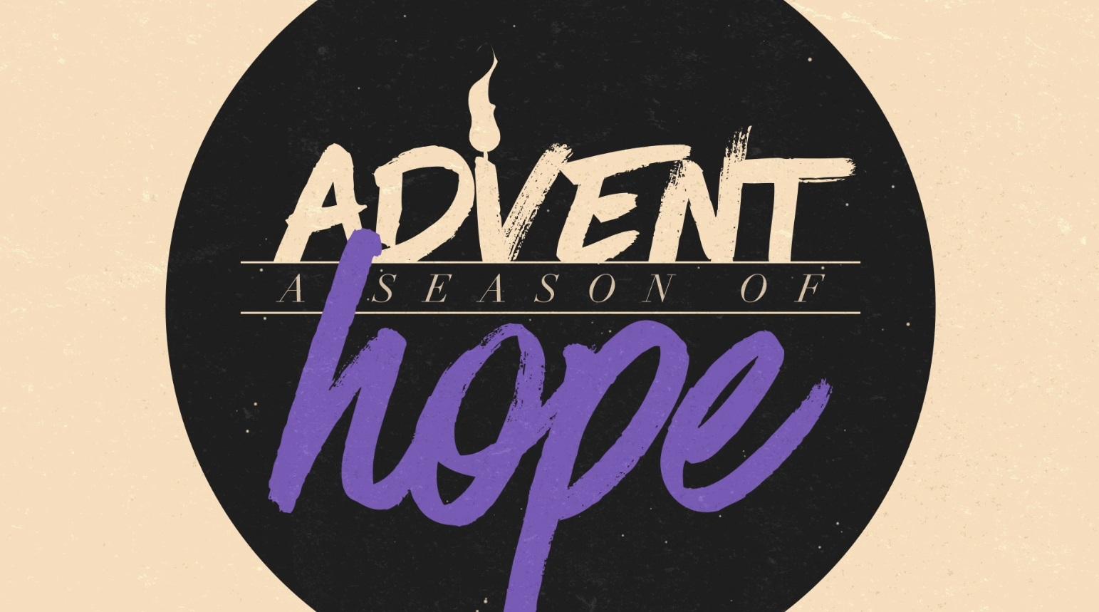 Advent 2019: Hope