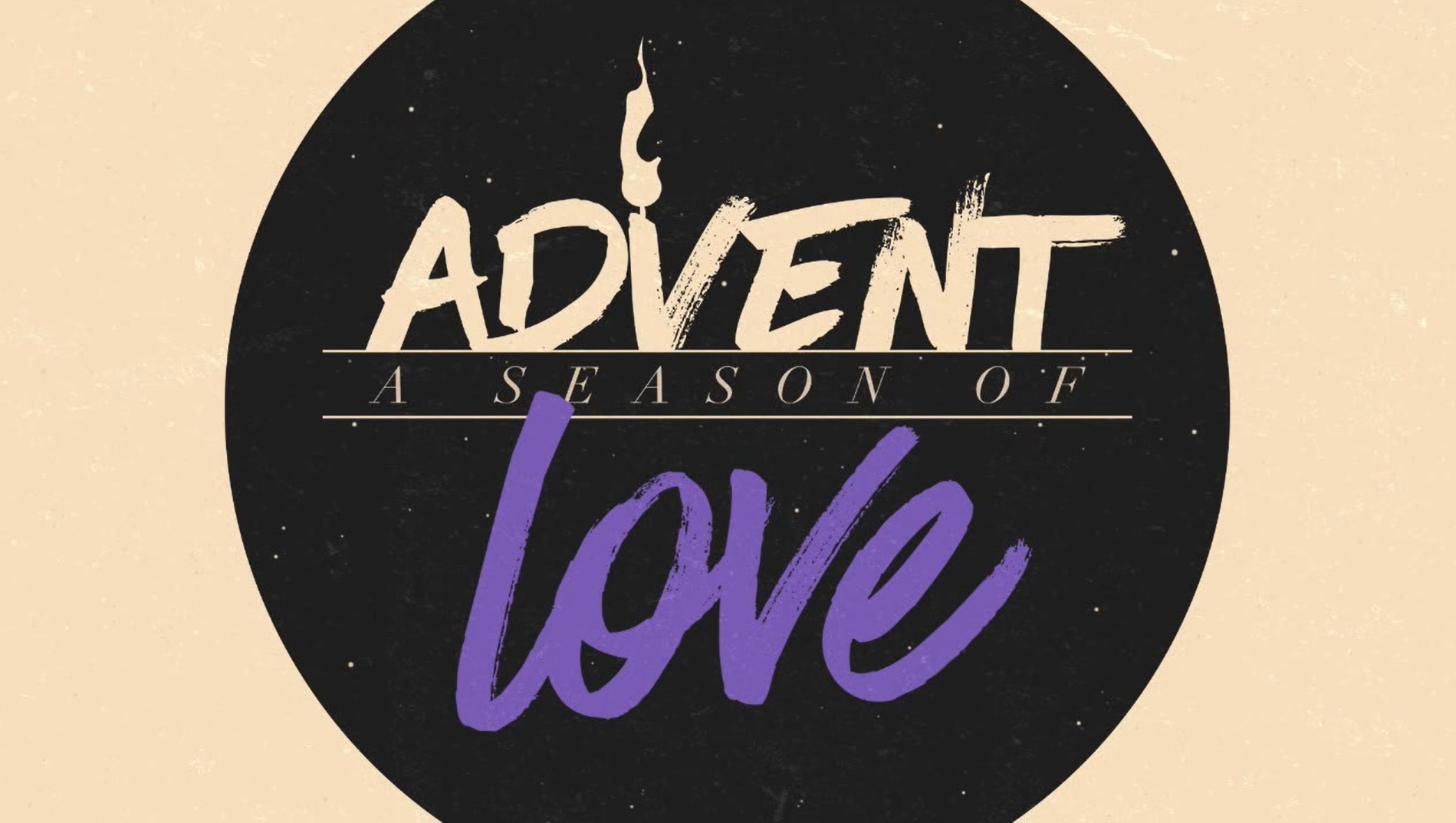 Advent: God is Love